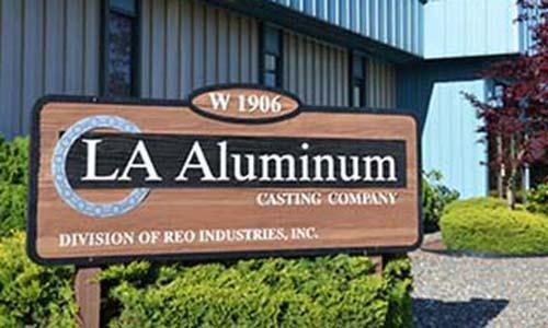 Contact LA Aluminum
