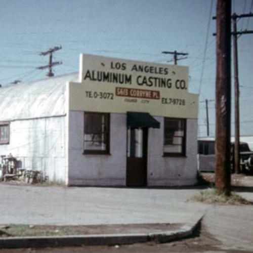 LA-Aluminum_Casting-beginnings