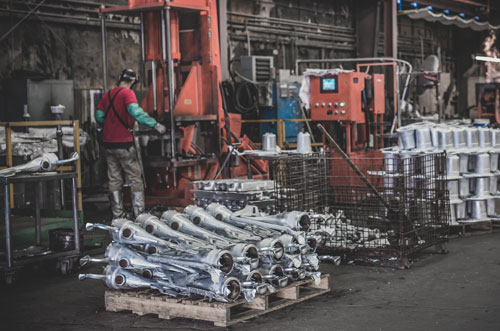 LA Aluminum Foundry