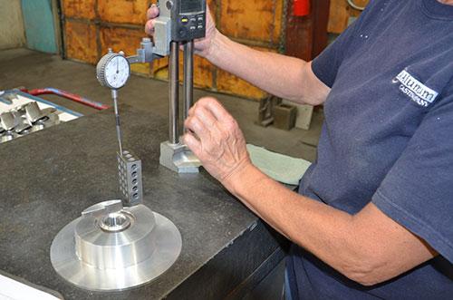 casting height gauge